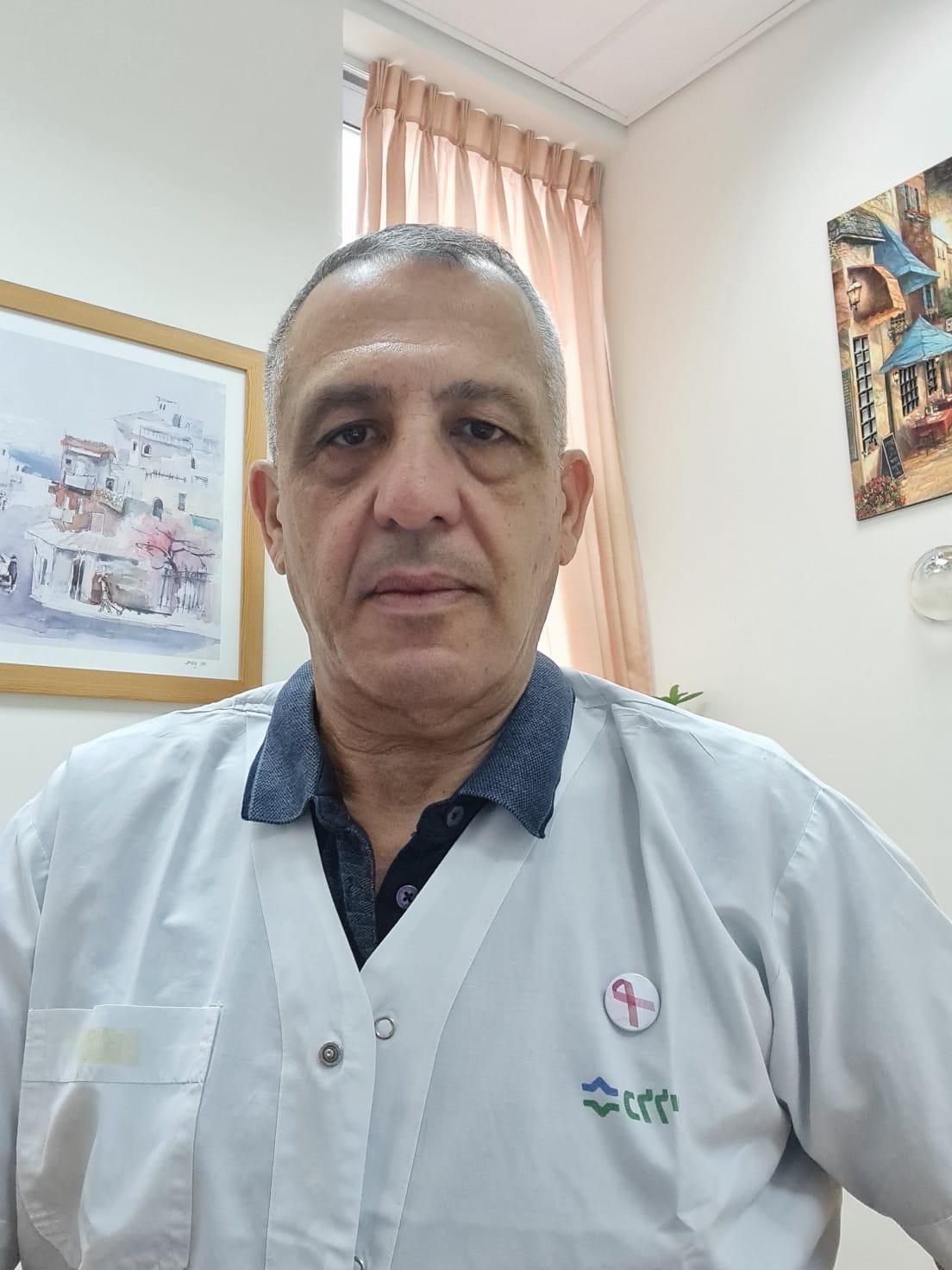 Доктор Альберт Самандаров инеколог Израиль